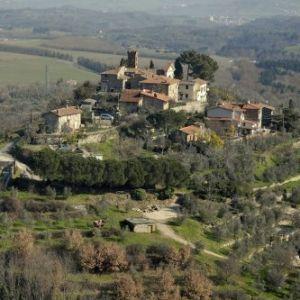 Montaio frazione di Cavriglia