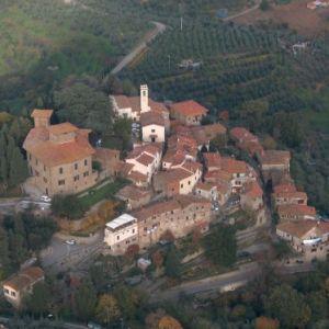Montegonzi frazione di Cavriglia