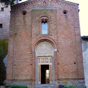 facciata della chiesa di Monterappoli
