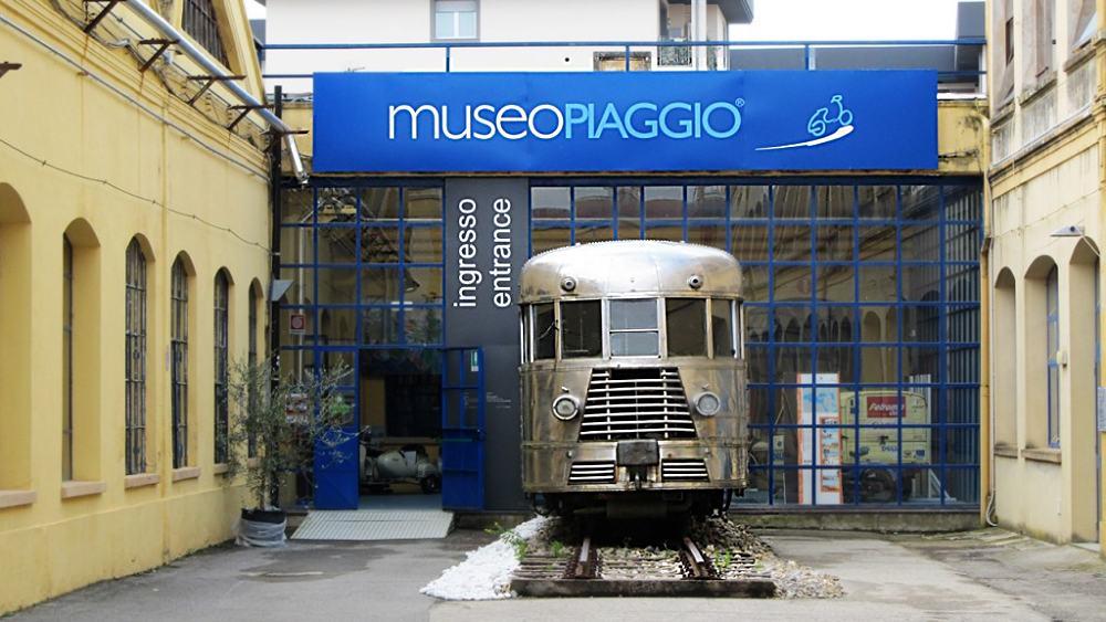 Pontedera - Museo Piaggio