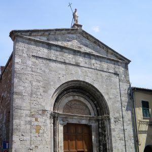 S. Giovanni Battista o Collegiata a Chianciano Terme