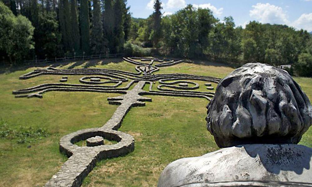Giardino Daniel Spoerri - Seggiano
