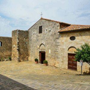 chiesa S. Giorgio Montemerano