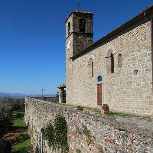 chiesa di S. Giorgio a Porciano
