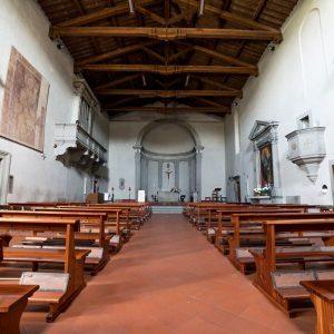 interno chiesa di S. Martino