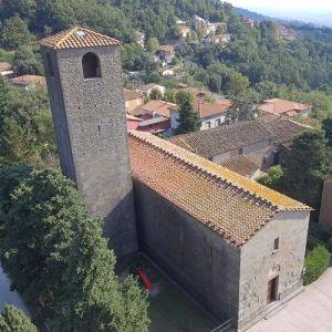 chiesa di S. Baronto Lamporecchio