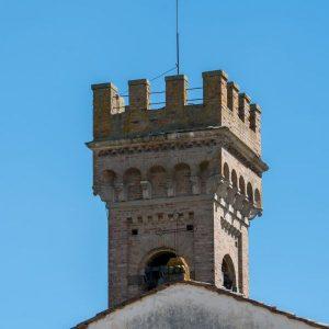 campanile della chiesa di S. Martino