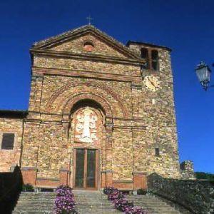 chiesa di santa Maria Panzano in Chianti