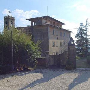 Lamporecchio Villa di Papiano