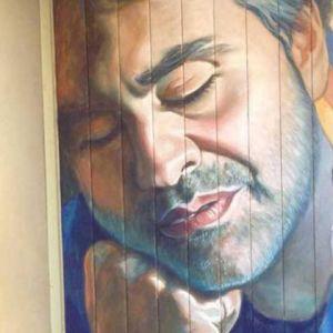 Lajatico murale