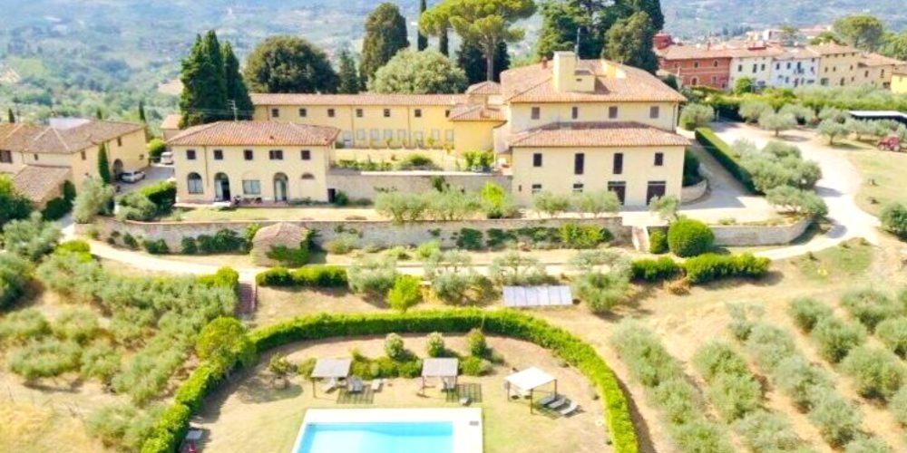 Villa Monte Oriolo