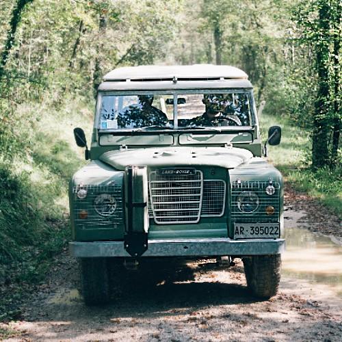 Off road tour