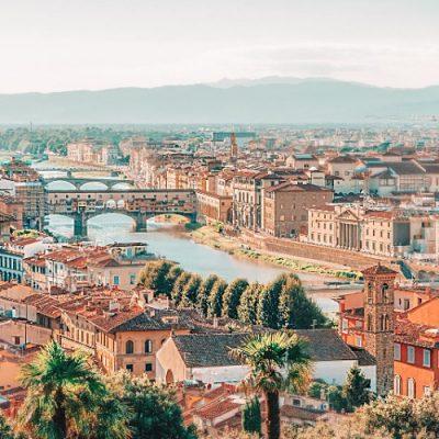 Florence walk tour