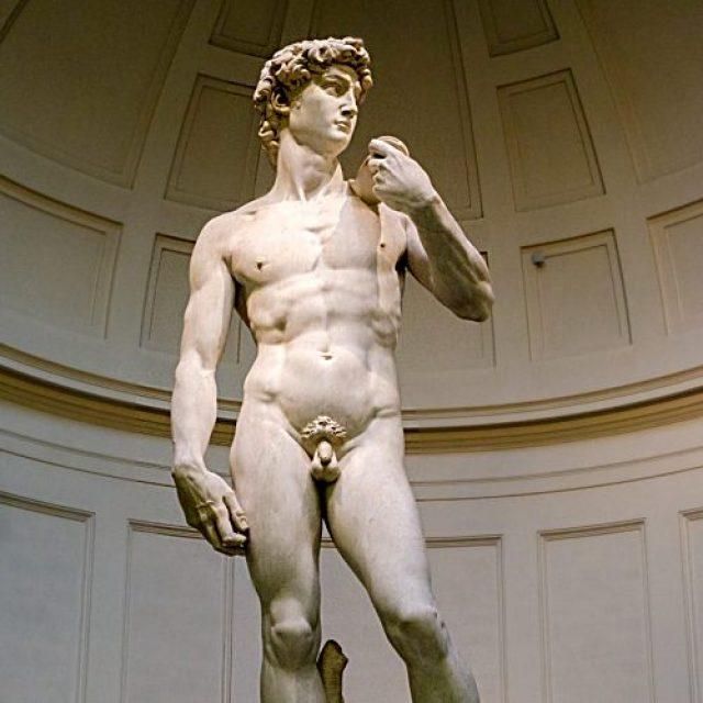 Galleria dell'Accademia – David di Michelangelo – Museo degli Strumenti Musicali