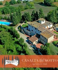 Casalta di Sotto farmhouse