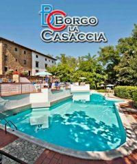 La Casaccia Holiday House