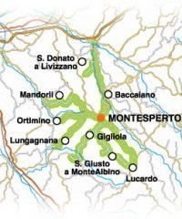 Strada del vino di Montespertoli