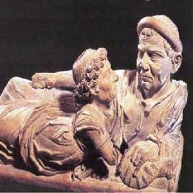"Museo Etrusco ""Guarnacci"""