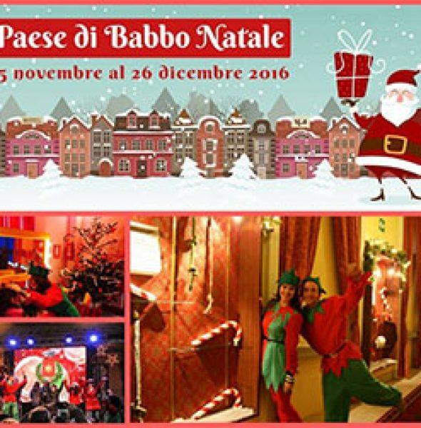 The Village of Santa Claus | Chianciano Terme