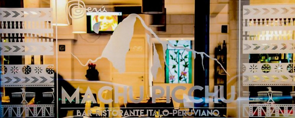 Machu Picchu: ristorante italo-peruviano inaugura a Firenze