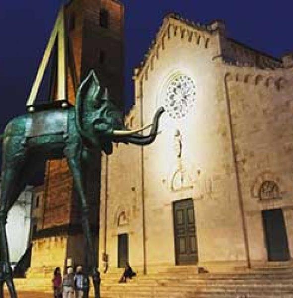 Salvador Dali Exhibition   Pietrasanta
