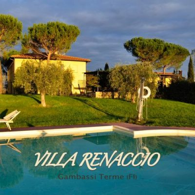Villa Renaccio Farmhouse