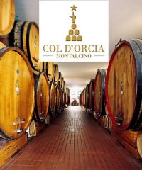 Col d'Orcia Winery