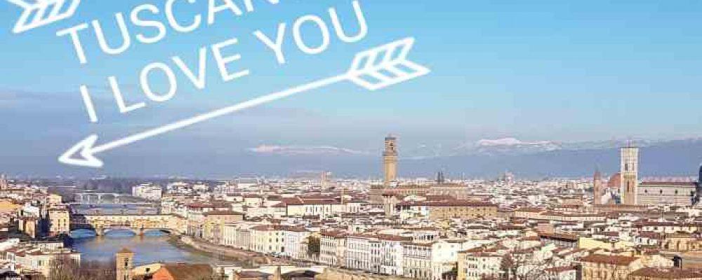 I luoghi degli innamorati in Toscana