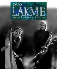 Duo Lakme – Harp, violin, voice, organ