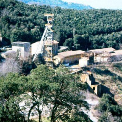 Parco delle Colline Metallifere Grossetane  – percorso pirite