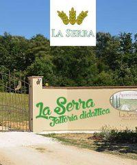 La Serra farmhouse