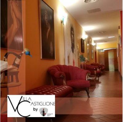 Villa Castiglione Holiday House