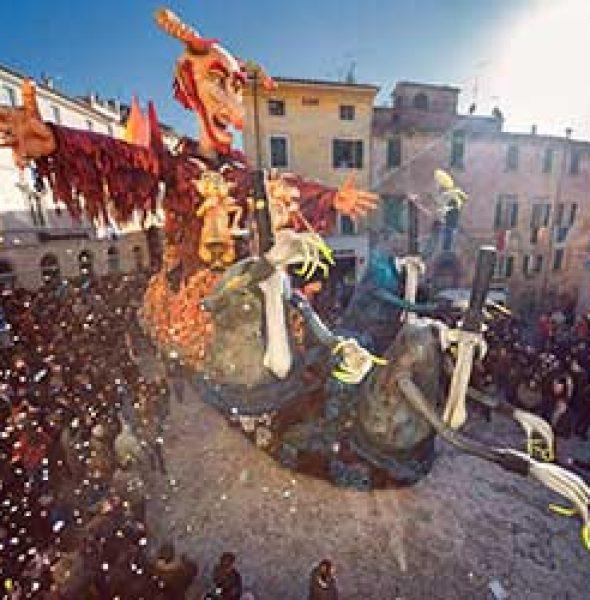 Carnival of Foiano delle Chiana