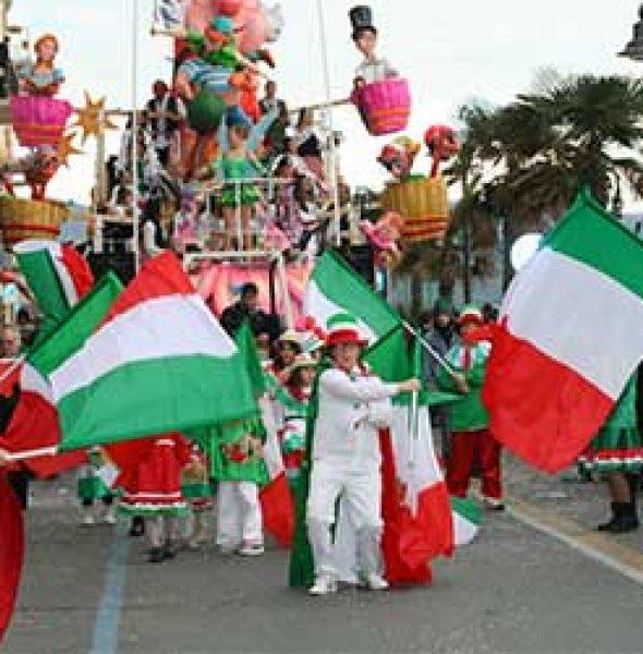 Carnival of Follonica