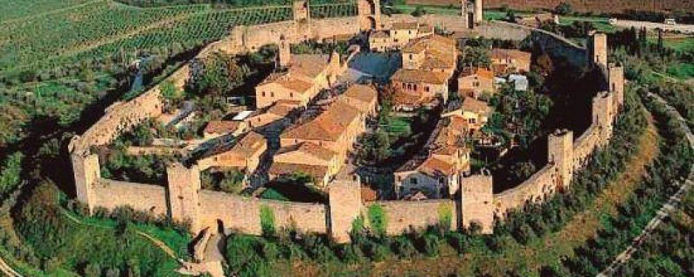Medieval Festival at Castle Monteriggioni