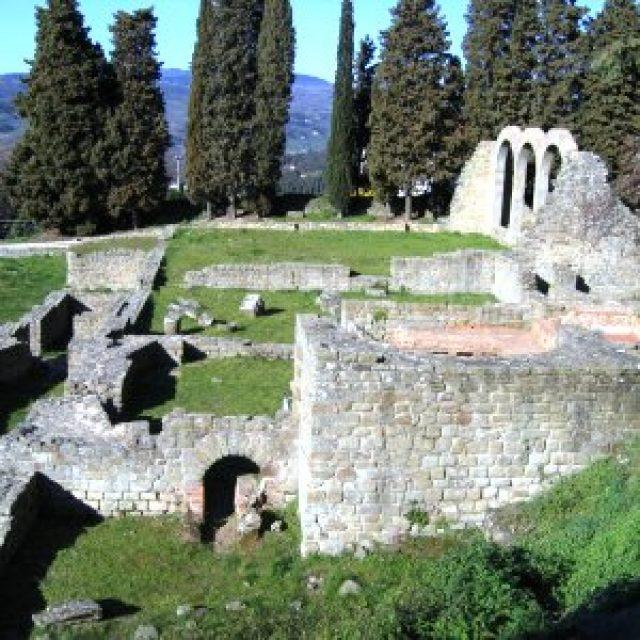 Teatro Romano di Fiesole e Museo Archeologico