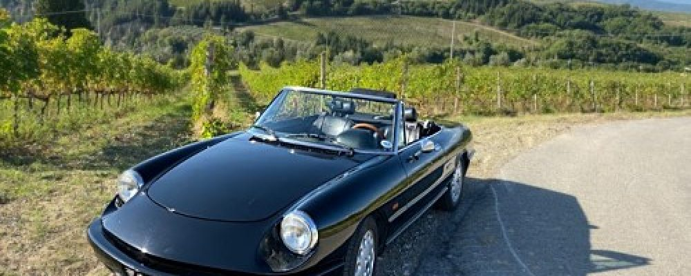 Classic Drives turismo in auto vintage
