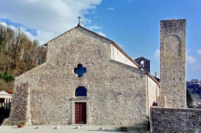 Borgo di Sorano e Pieve di Santo Stefano