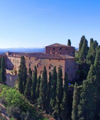 Castle for sale in Montalcino