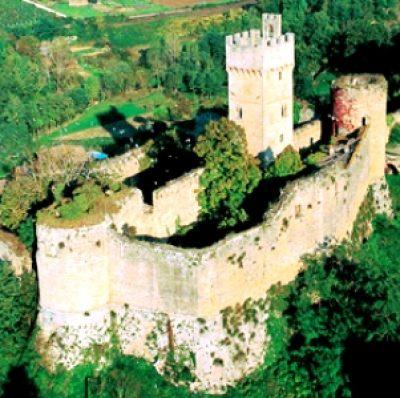 Castello di Staggia Senese