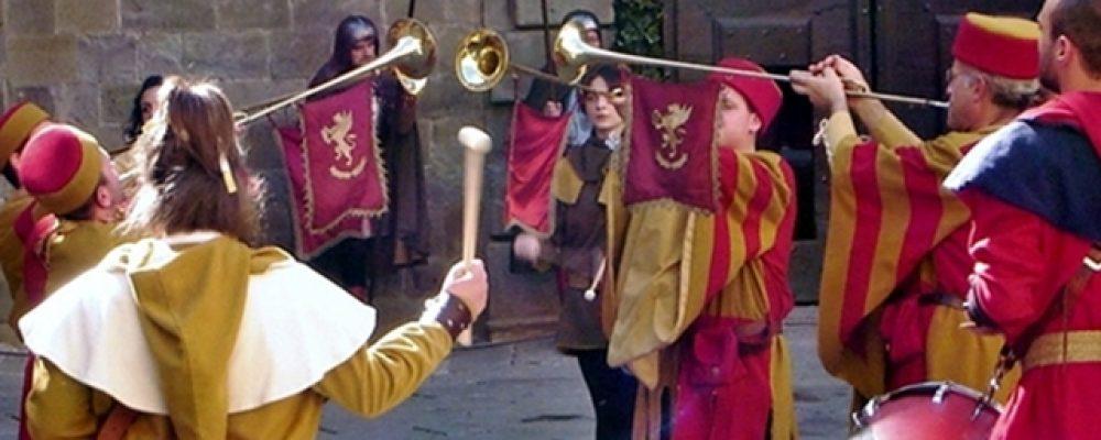 Feste Medievali in Toscana – giugno 2017
