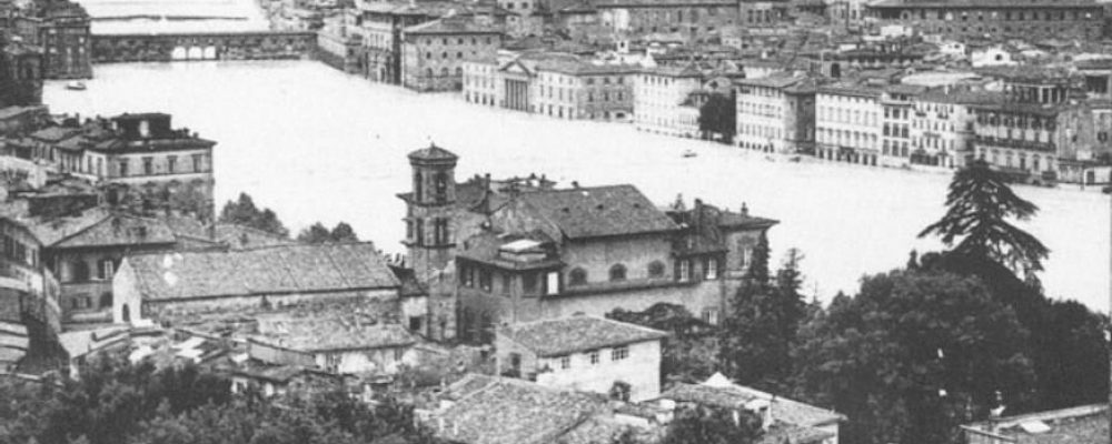 Florence commemorates the devastating flood of 1966
