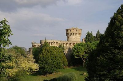 Fortezza Medicea di Volterra