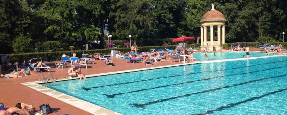 Outdoor Swimming pools in Florence