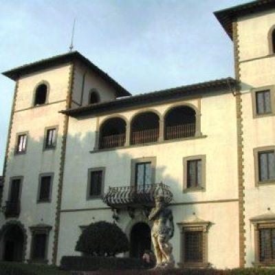 Villa Bibbiani – Capraia e Limite (FI)