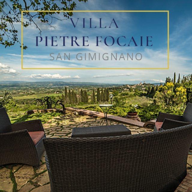 Villa Pietre Focaie