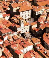 Cortona borgo