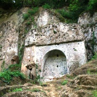 Oratorio Rupestre Paleocristiano