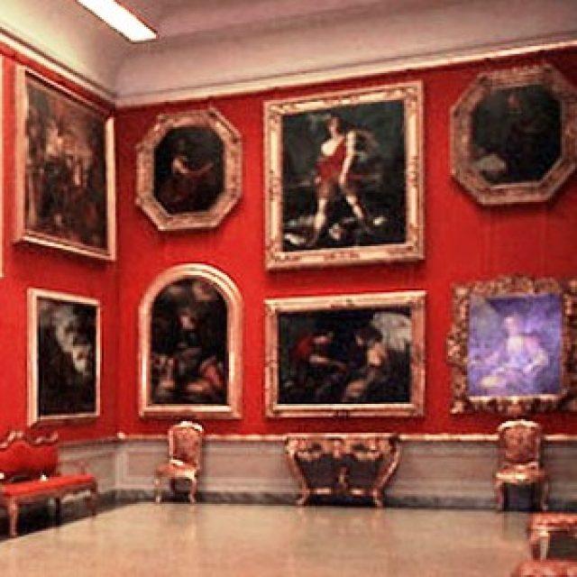 Pinacoteca del Museo Nazionale di Palazzo Mansi