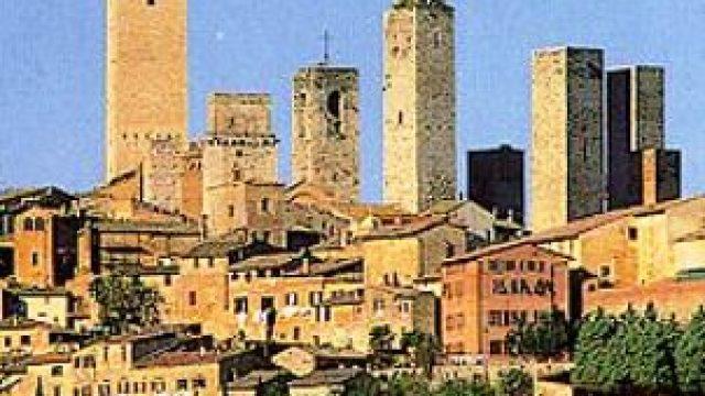 Formula treno in bici – San Gimignano